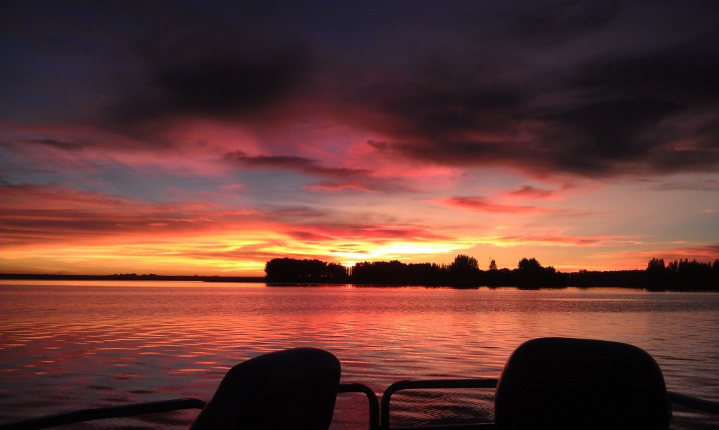 Sask Scenery-by Kerri Cole- Lake Diefenbaker Fishing Charters